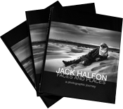 Jack Halfon Faces and Places